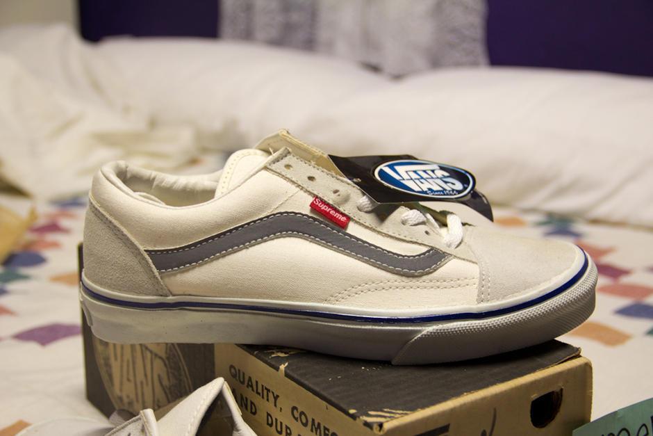 Varios de los modelos clásicos de Vans aún son utilizados por los jóvenes. (Foto: Vans)