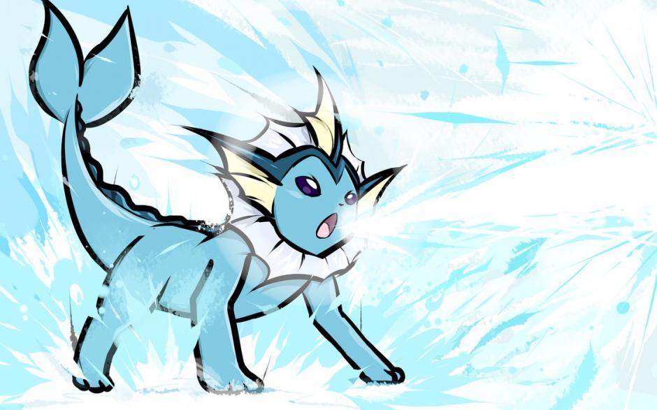Vaporeon en un raro Pokémon, de allí el interés de los fanáticos de buscarlo en Central Park. (Foto: nintendoeverything)