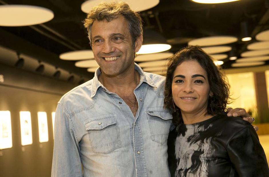 El actor llevaba 14 años de casado con su esposa Luciana Lima. (Foto: veja.abril.com.br)