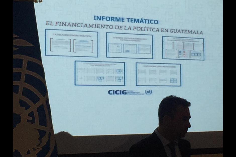 En algunos meses la CICIG ha desarticulado estructuras criminales e informado sobre otros asuntos. (Foto: Archivo/Soy502)