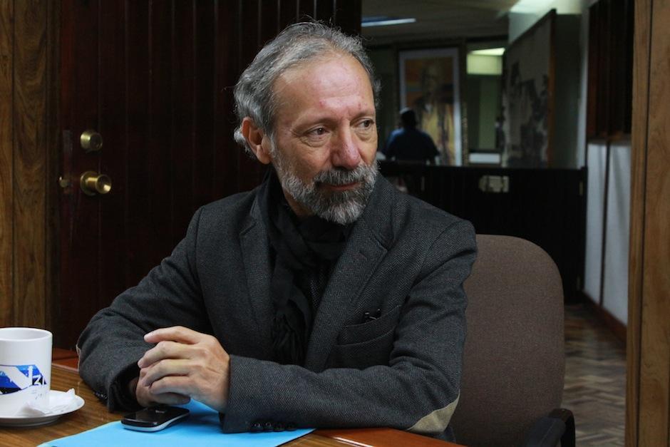 Durante su nombramiento enfatizó su desafío por impulsar el arte y preservar el patrimonio. (Foto: Centro Cultural Miguel Ángel Asturias oficial)