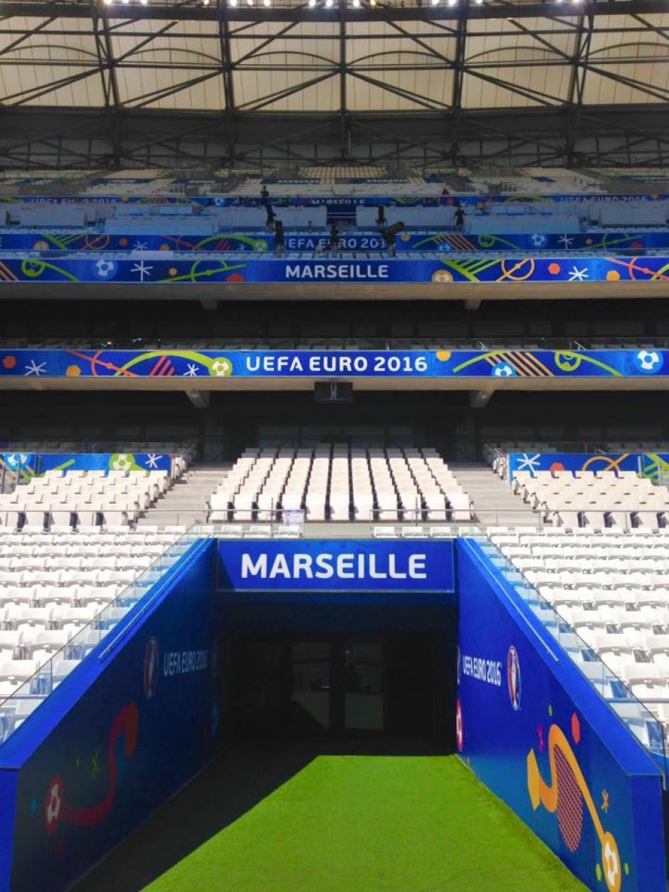 El Stade Vélodrome fue inaugurado el 13 de junio de 1937. (Foto: Facebook/velodromeOfficiel)