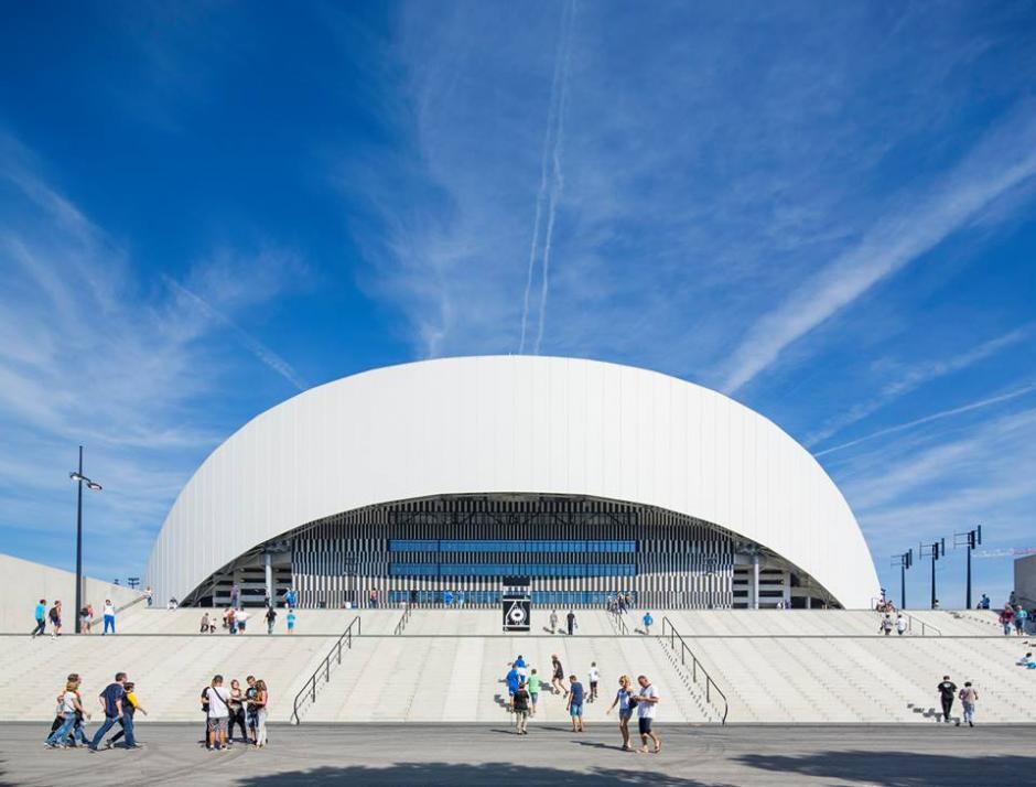El Stade Vélodrome fue construido para la Copa del Mundo de Fútbol de 1938. (Foto: Facebook/velodromeOfficiel)