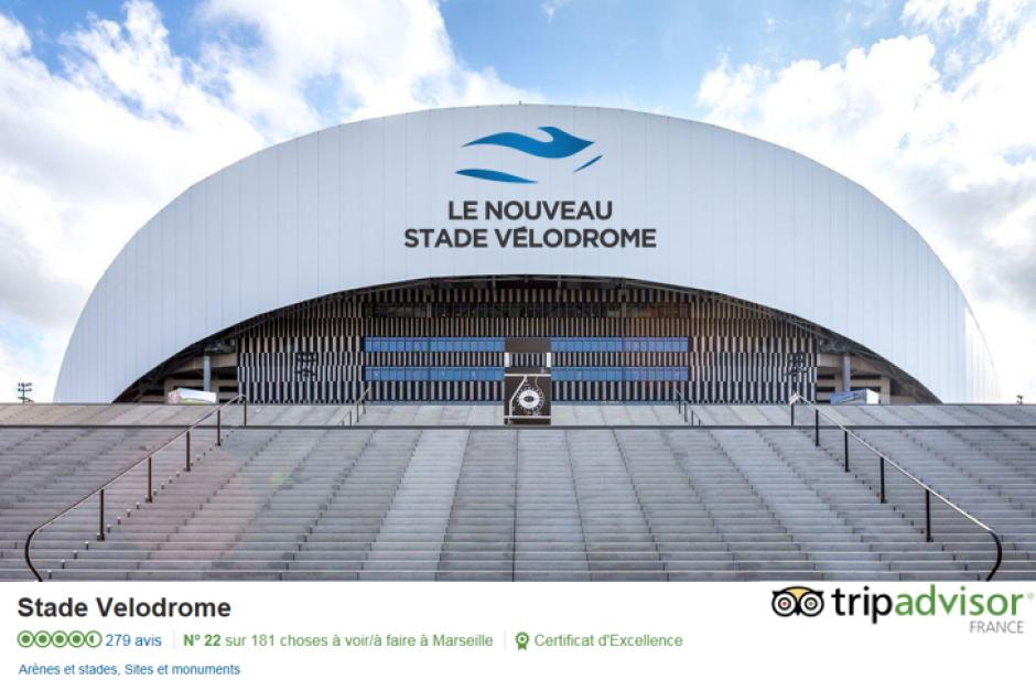 El estadio tiene capacidad para recibir a 67 mil personas. (Foto: Facebook/velodromeOfficiel)