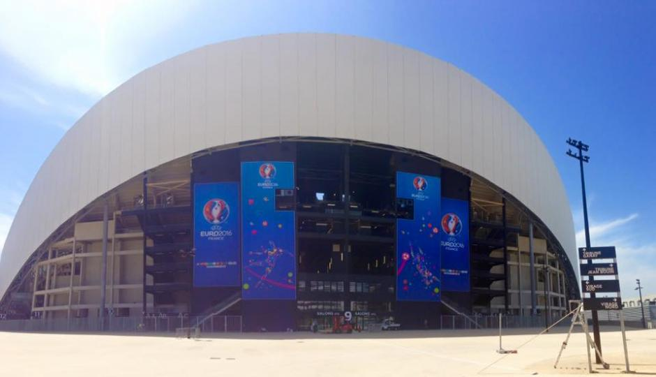 Los trabajos de remodelación para la EURO 2016 terminaron en 2014. (Foto: Facebook/velodromeOfficiel)