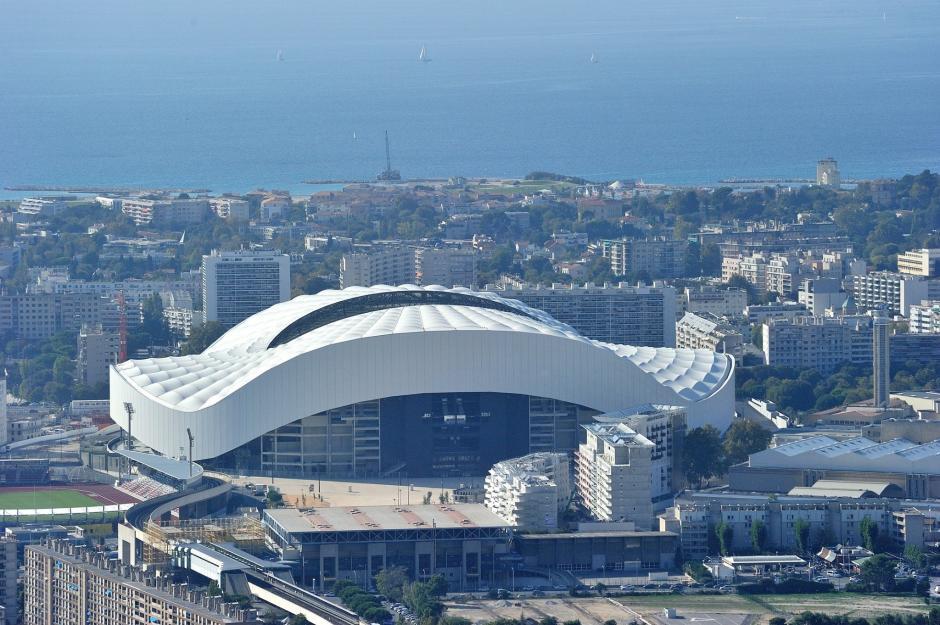 El Vélodrome es sede del equipo Olympique de Marsella. (Foto: Facebook/velodromeOfficiel)
