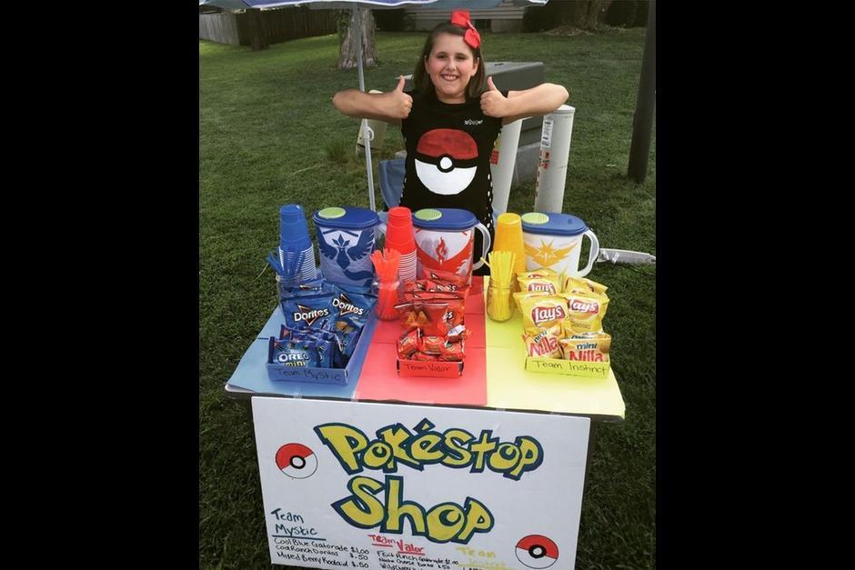 La venta de comida en Poképaradas es otra de las opciones para obtener dinero con Pokémon Go. (Foto: Archivo/Soy502)