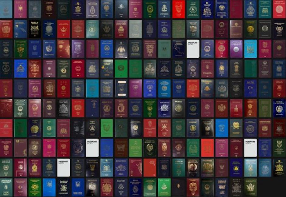 A través de un estudio se publica cuáles son los pasaportes más poderosos del mundo. (Foto: verne.elpais.es)