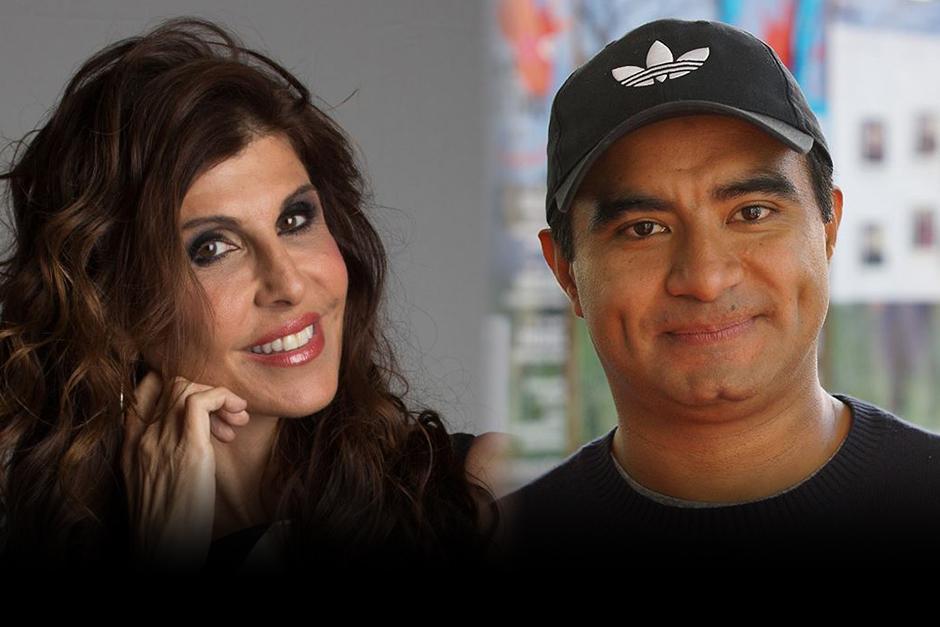 Verónica Riedel y Sergio Ramírez participan como jurado en la tercera edición de los Premios Platino. (Foto: Facebook)