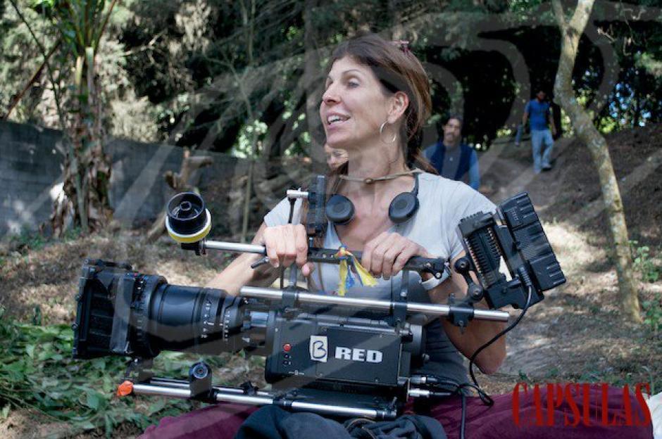 La cineasta posee una larga trayectoria. (Foto: Cápsulas)