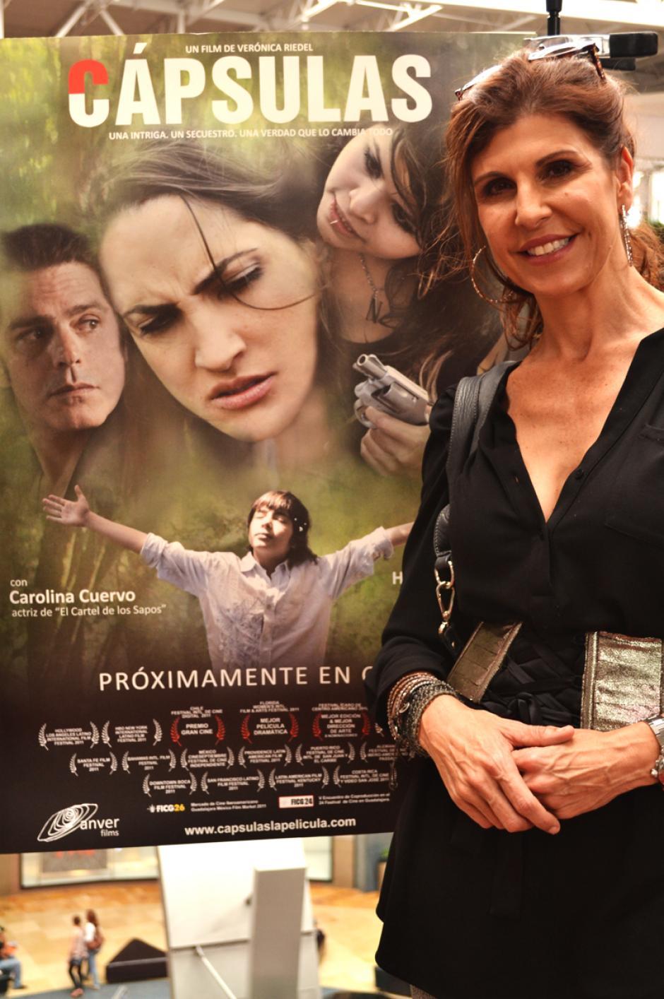 Cápsulas ha sido una de sus películas más exitosas. (Foto: haciendocineenguatemala.org)