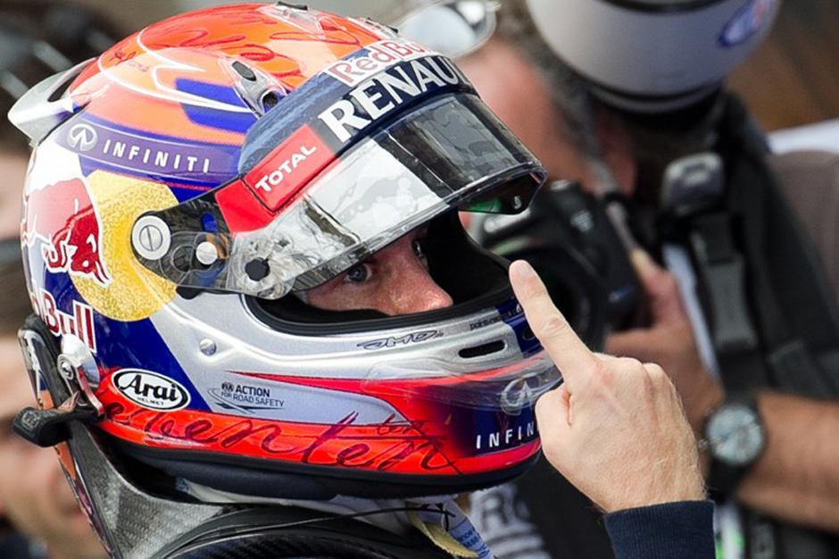 Vettel gran Premio de Corea f1