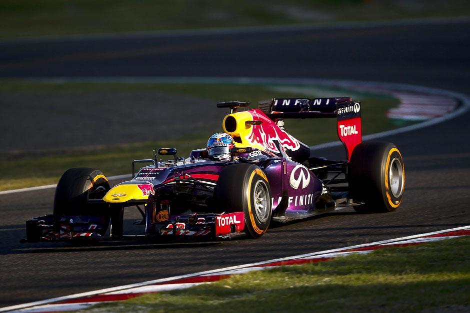 Vettel es el actual campeón de la Fórmula Uno