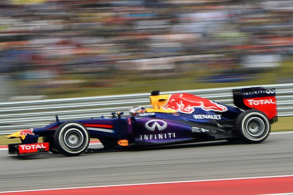 Vettel, actual campeón de la Fórmula Uno, quiere volver a dominar el campeonato este año