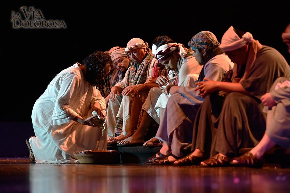 El elenco está conformado en su mayoría por miembros de la iglesia que pertenecen al ministerio de teatro de Fraternidad Cristiana. (Foto: Fraternidad Cristiana)