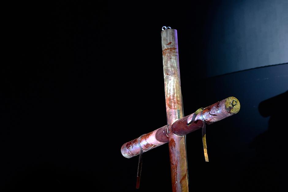 La Vía Dolorosa sensibiliza a los espectadores en una historia universal sobre la pasión, muerte y resurrección de Jesucristo. (Foto: Fraternidad Cristiana)
