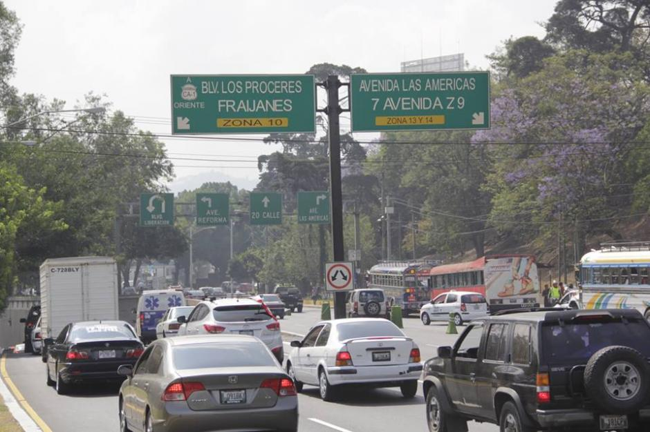 El nuevo viaducto permitirá una mejor circulación hacia Carretera a El Salvador. (Foto: Fredy Hernández/Soy502)