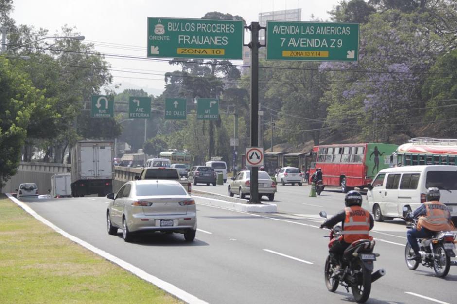 Ahora ya no necesitarás entrar a la avenida Las Américas para dirigirte a la 20 calle de la zona 10. (Foto: Fredy Hernández/Soy502)