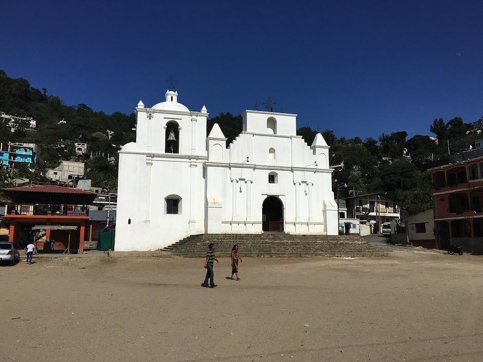 La iglesia de San Antonio es uno de los destinos más pintorescos. (Foto: Tice Studeman)