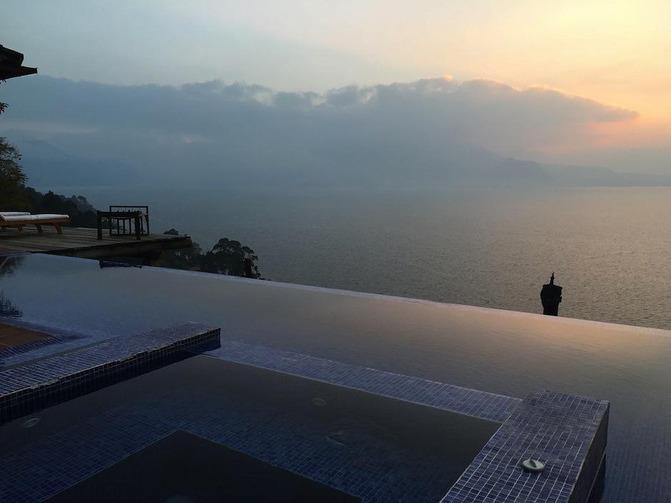 Hotel Casa Palopó cuenta con grandes vistas. (Foto: Tice studeman)