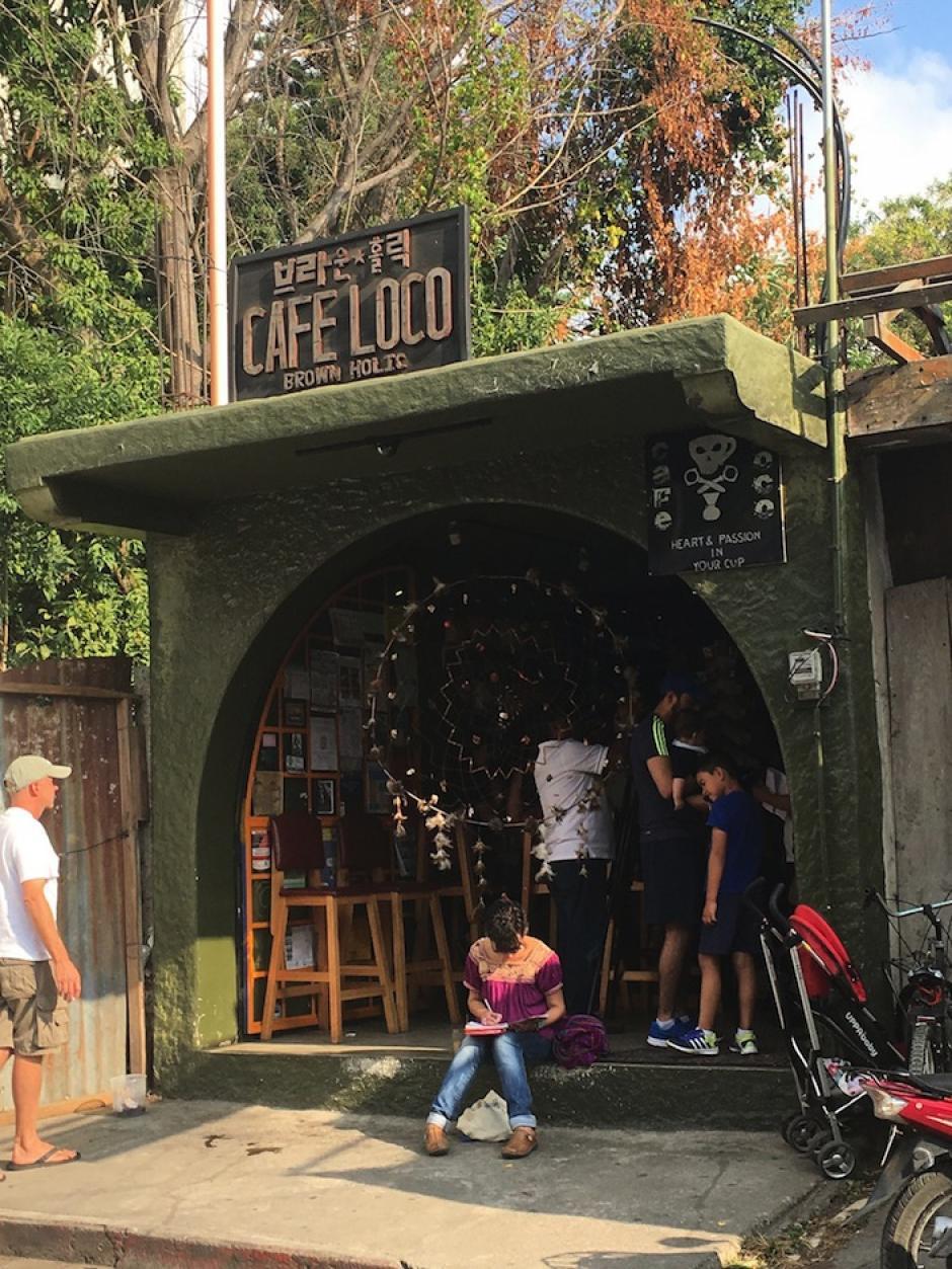 Café Loco tiene bebidas especiales. (Foto: Kristin Tice Studeman)