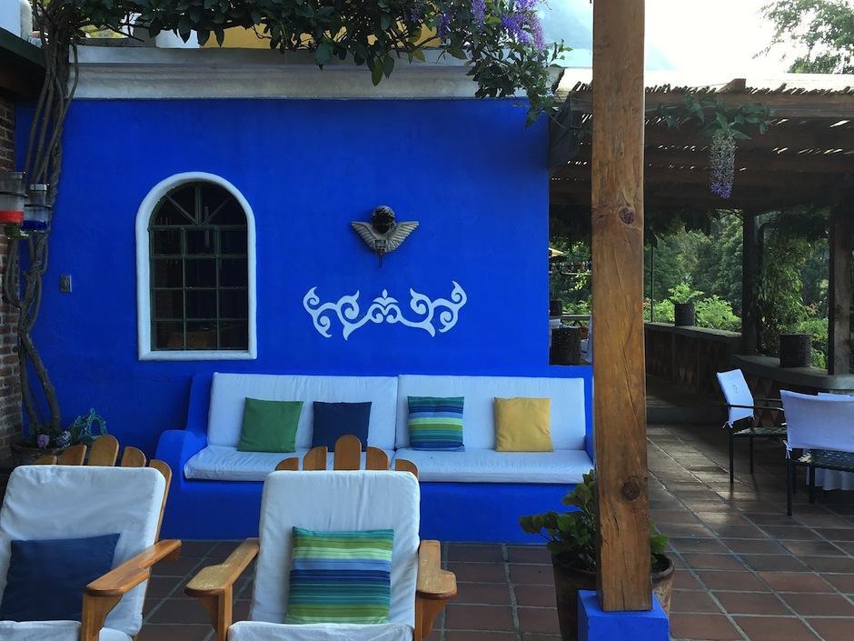 El restaurante de Casa Palopó cuenta con deliciosos platillos. (Foto: Tice Studeman)