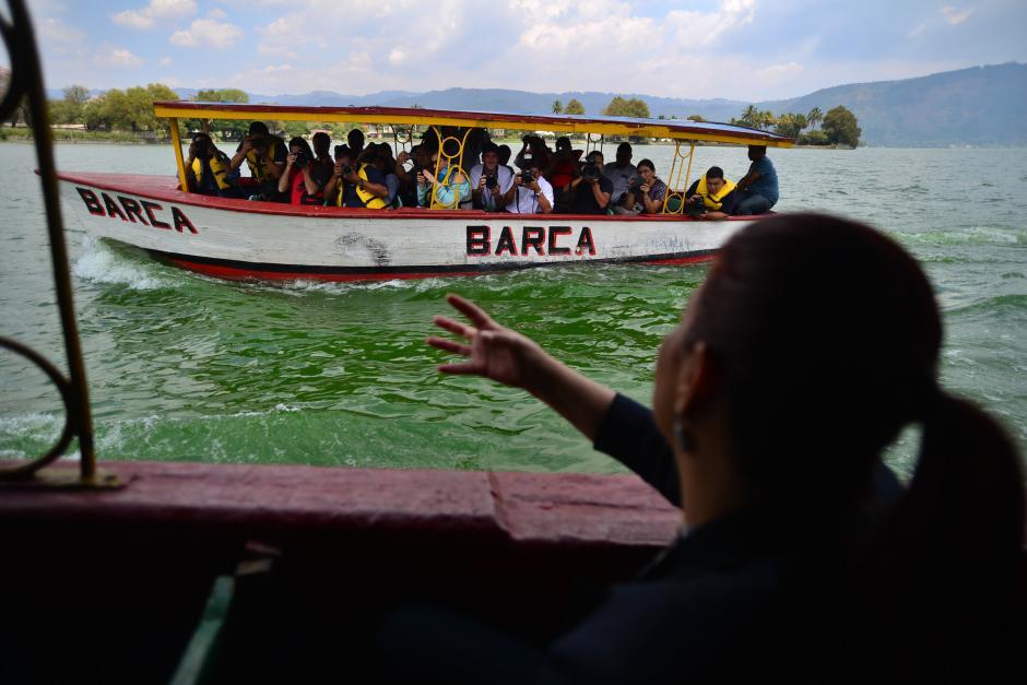 Roxana Baldetti es una de las 15 personas ligadas a proceso por el caso Lago de Amatitlán. (Foto: Archivo/Soy502)