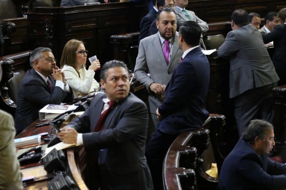 101 diputados aprobaron de urgencia nacional la iniciativa. (Foto: Alejandro Balán/Soy502)