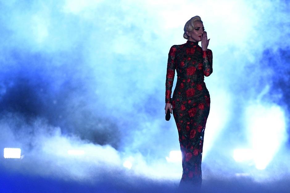 El vestuairo de las estrellas también es impresionante. (Foto: AFP)