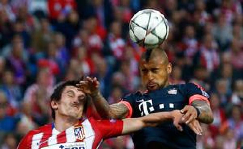 Luego del juego, Vidal arremetió contra el equipo rival. (Foto: 24-horas.mx)