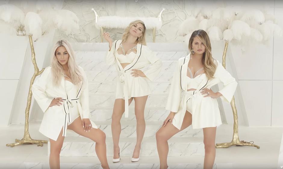 Fergie lanza un videoclip de su nuevo tema M.I.L.F.$.  (Captura de pantalla: FergieVEVO /YouTube)