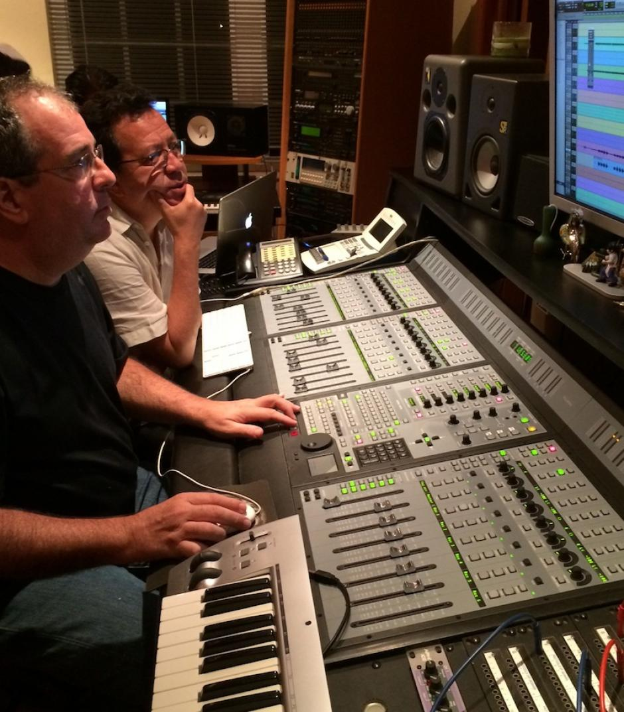 El guatemalteco radicado en Miami, Rodolfo Castillo, ganador del Grammy Latino, se involucró en este proyecto. (Foto: Viernes Verde)