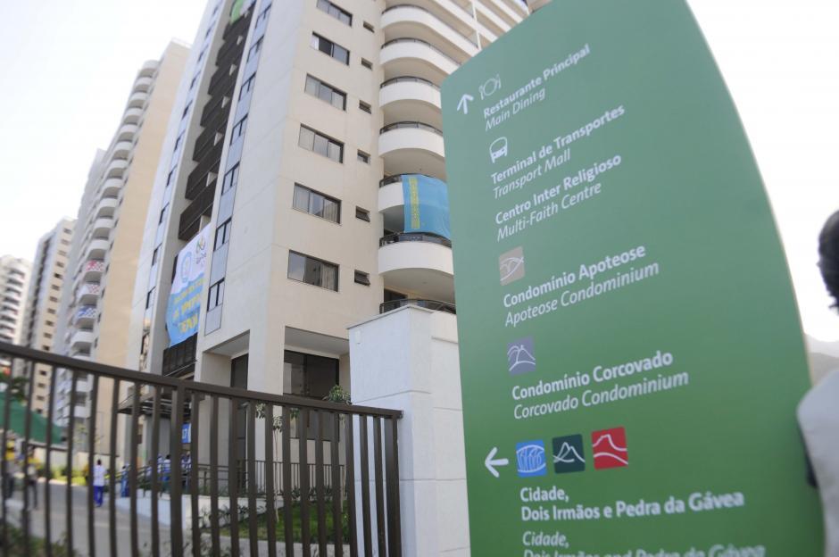 Todas las áreas están señalizadas, para comodidad de los atletas. (Foto: Pedro Pablo Mijangos/Soy502)