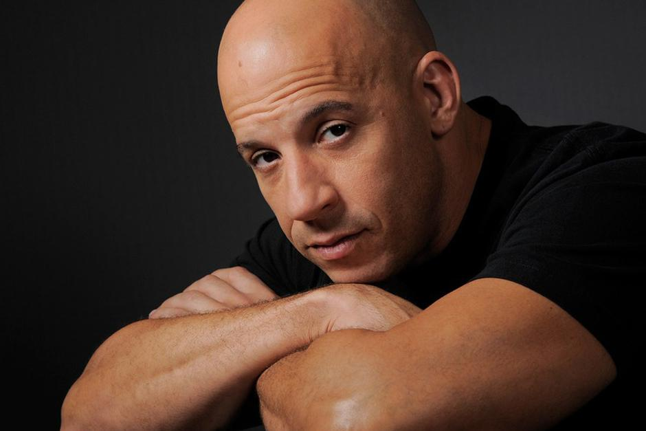 El tercero en la lista es Vin Diesel con ganancias de 47 millones de dólares.