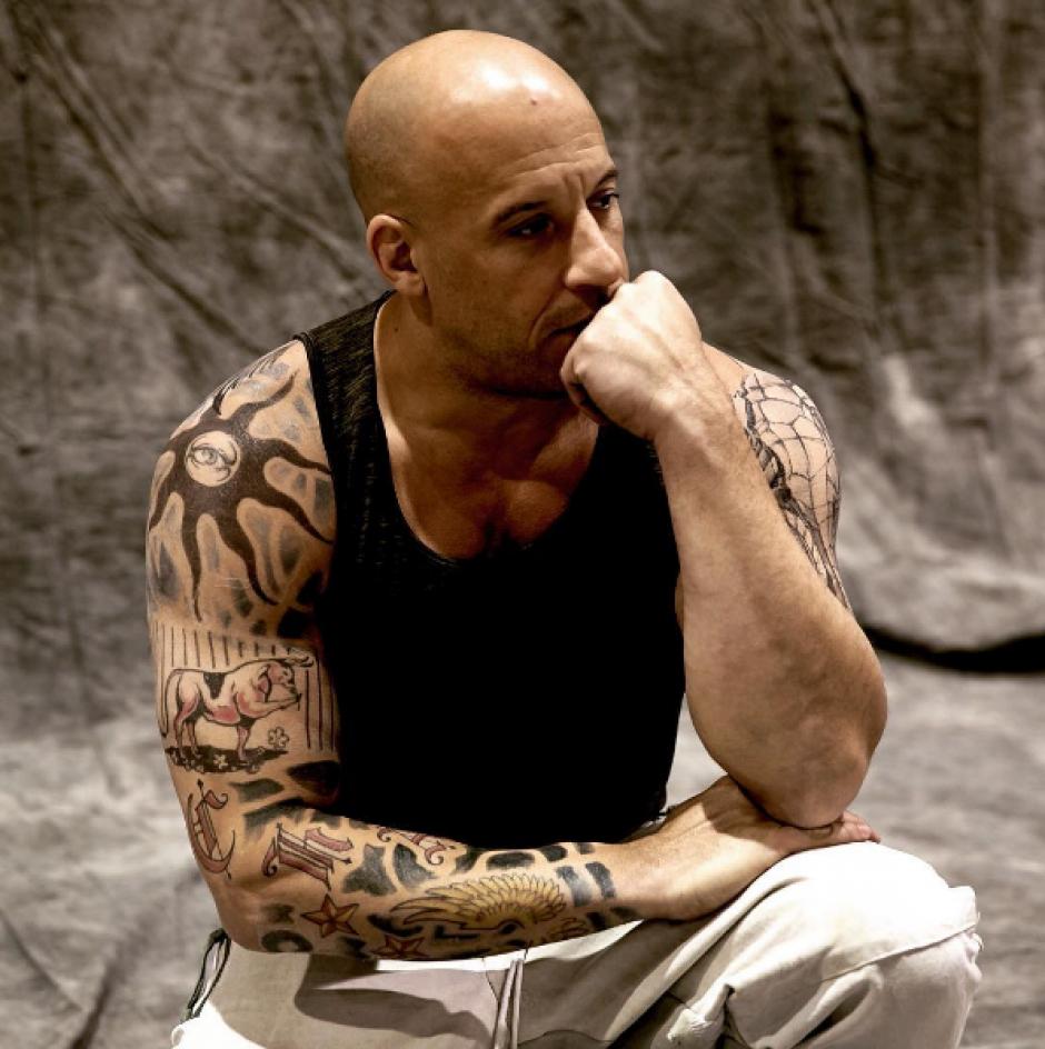 Vin Diesel actúa y es el productor de la nueva cinta. (Foto: Vin Diesel/Instagram)