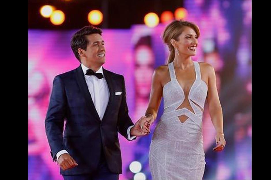 El chileno Rafael Araneda, quien anima por sexta vez el certamen