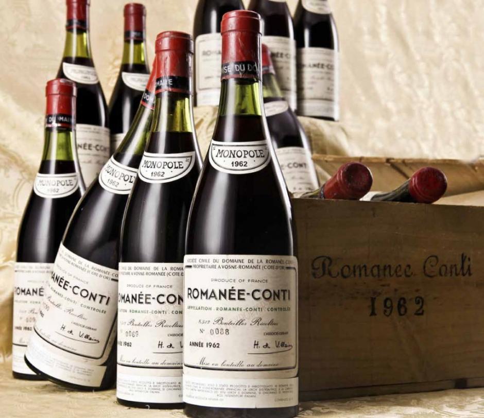 Los vinos también encabezan la lista. (Foto: financeonline)