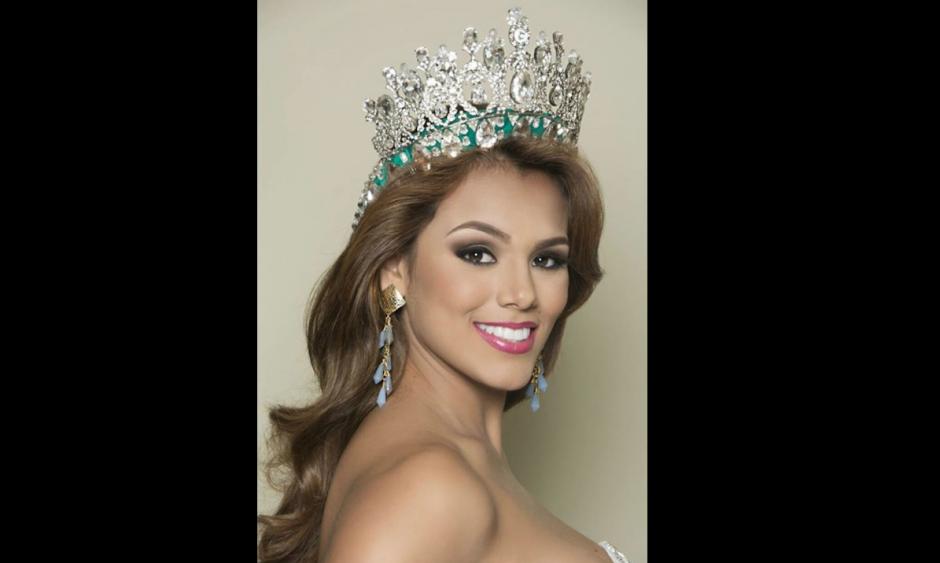 Virginia Argueta partió rumbo a Miss Universo 2017. (Foto: Miss Universe Guatemala oficial)