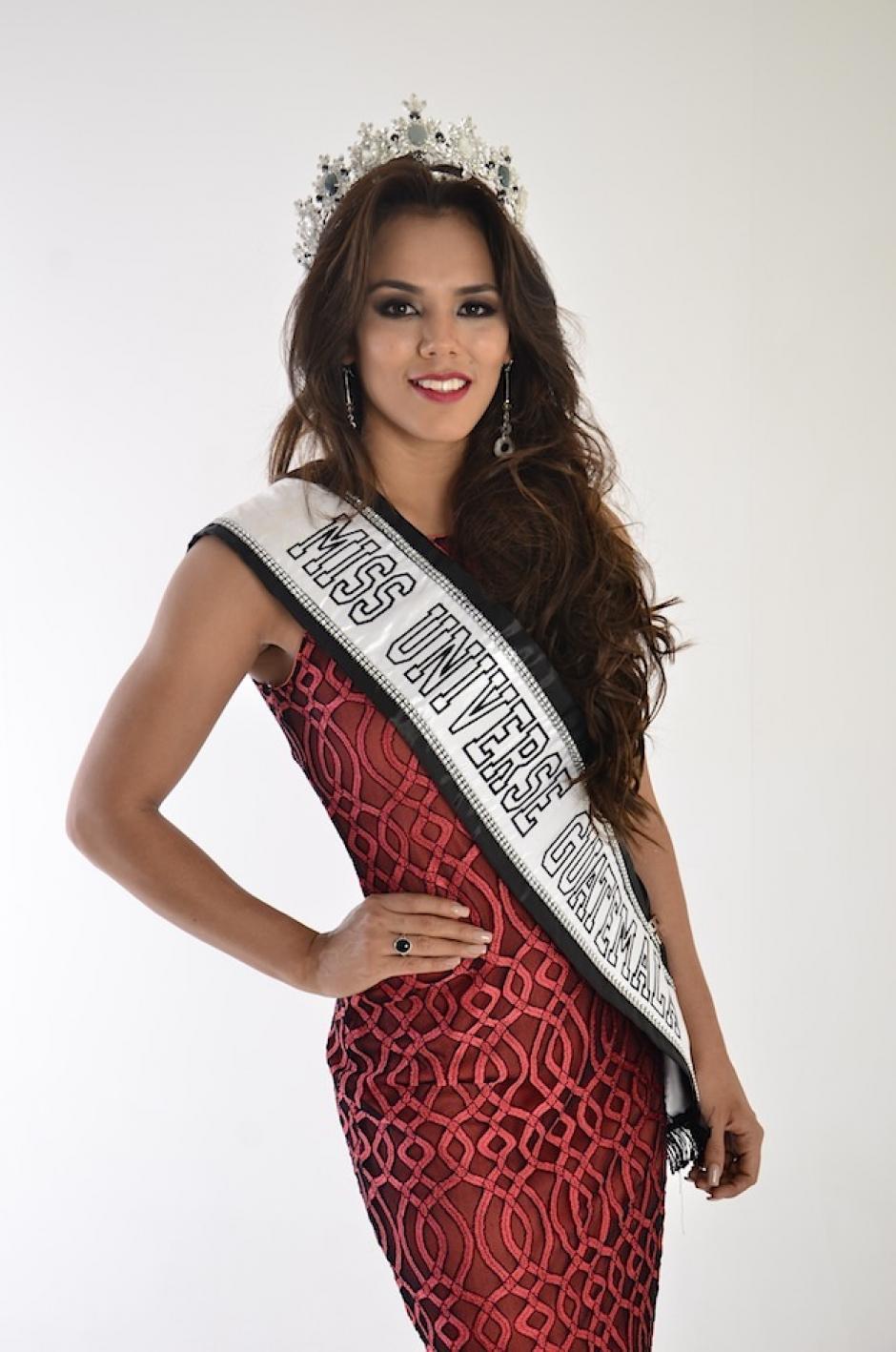 Virginia representó a Jutiapa en el certamen. (Foto: Selene Mejía/Soy502)