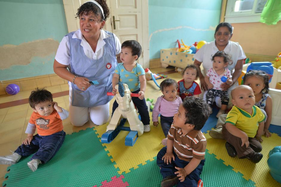 La casa del niño realiza un estudio socioeconómico para ajustarse al presupuesto de cada familia. (Foto: Wilder López/Soy502)