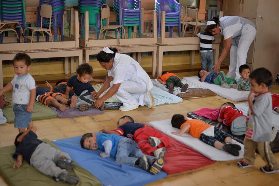 Actualmente existen 6 casas del niño. (Foto: Wilder López/Soy502)