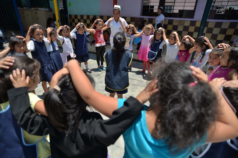 La Casa del Niño cuida a pequeños de 0 a 6 años de edad. (Foto: Wilder López/Soy502)