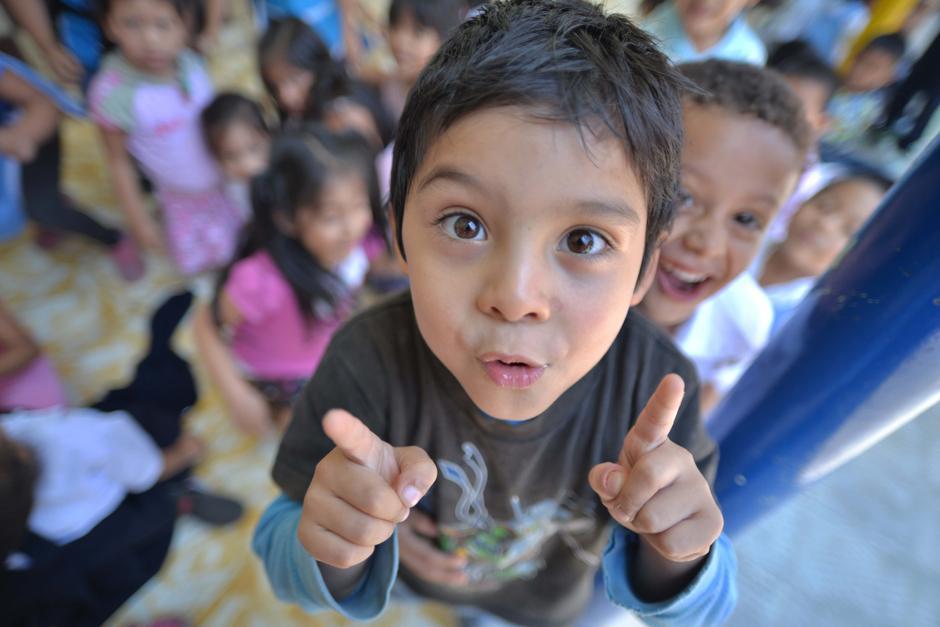 La casa del Niño está implementando un programa para refuerzo escolar despúes de la escuela o colegio. (Foto: Wilder López/Soy502)