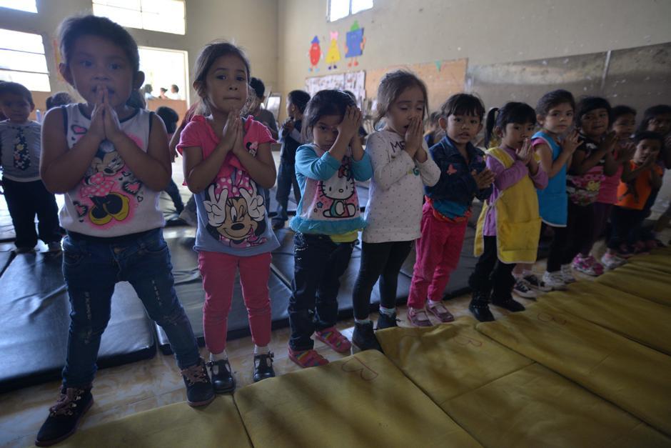 La Casa del Niño es un lugar donde se enseñan valores con amor. (Foto: Wilder López/Soy502)