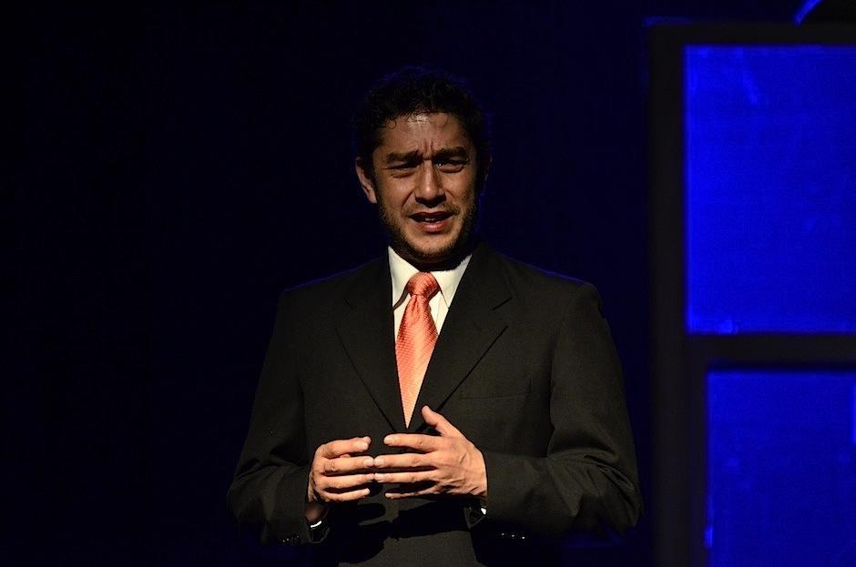 La cita es en Solo Teatro. (Foto: Selene Mejía/Soy502)