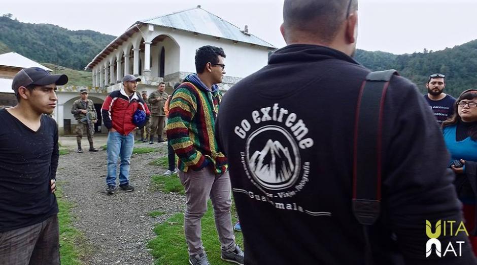 Go Extreme es el grupo que organizó la reforestación. (Foto: Facebook, Vitanat)