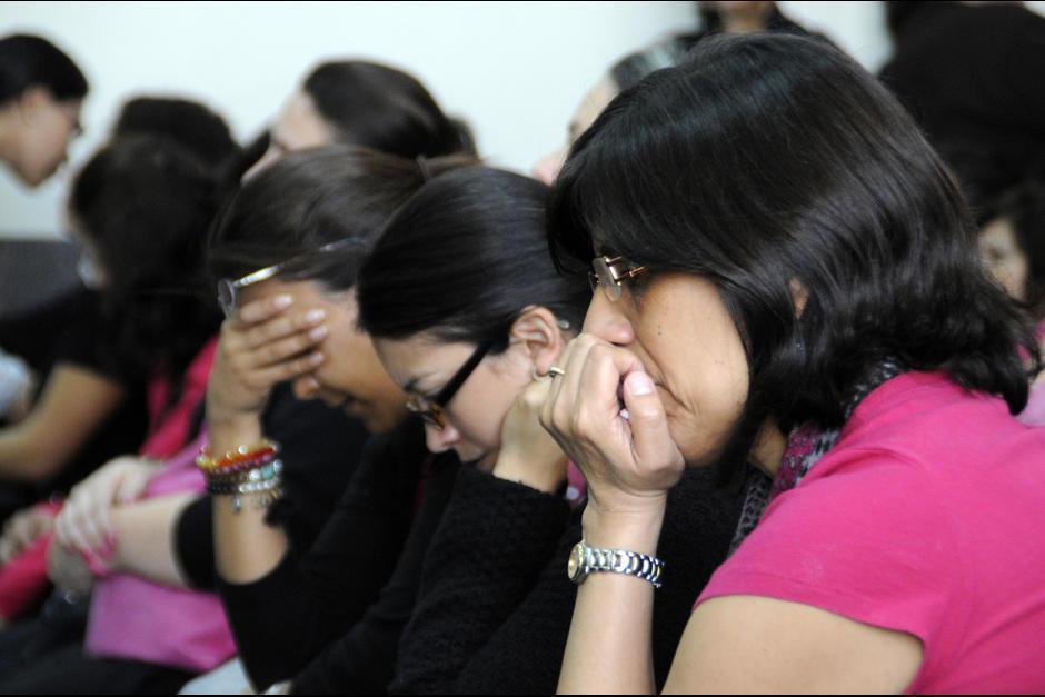 El colectivo Voces por Cristina ha dado seguimiento al caso. (Foto: Archivo/Soy502)