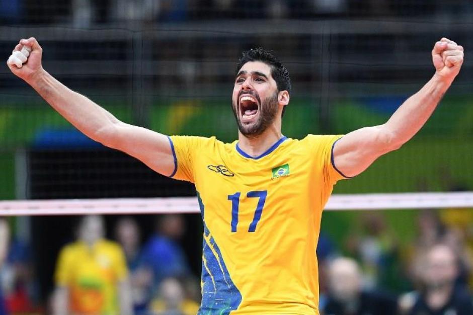 Brasil se lleva otra medalla de oro. (Foto: AFP)