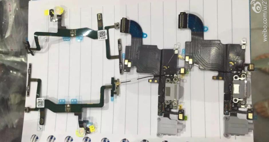 Componentes de volumen que podría llevar el nuevo dispositivos de Apple. (Foto: actualidadiphone)