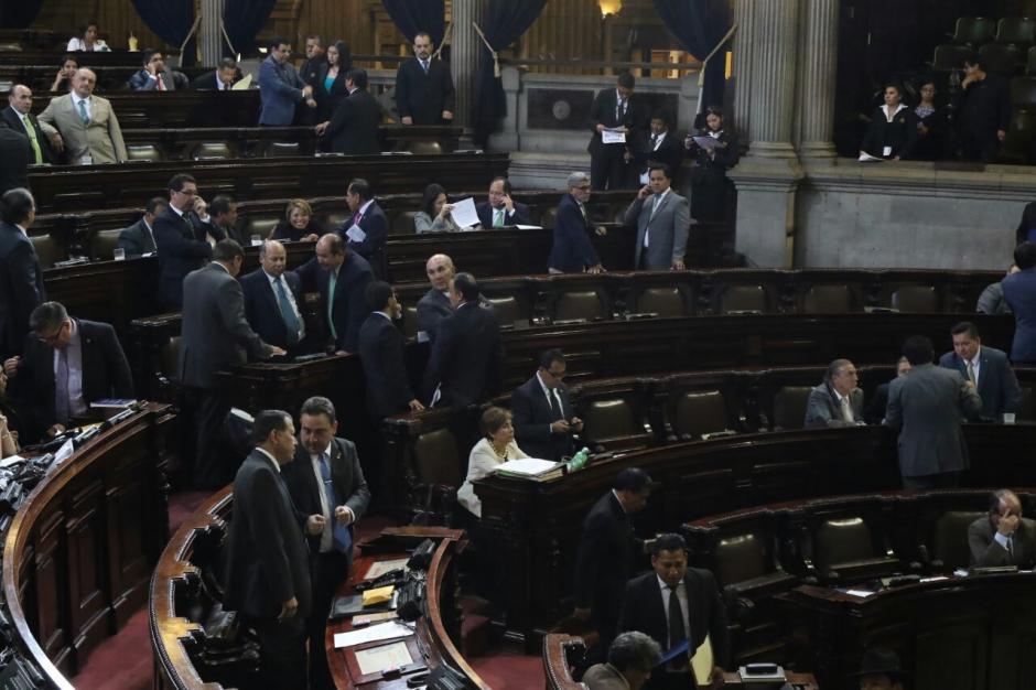 Los diputados decidieron retirarle la inmunidad a la magistrada. (Foto: Alejandro Balan/Soy502)
